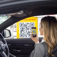 Pay for petrol from within your car with mobile