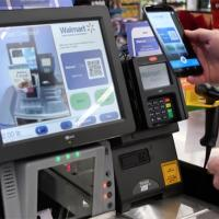 walmart pay mobile at till