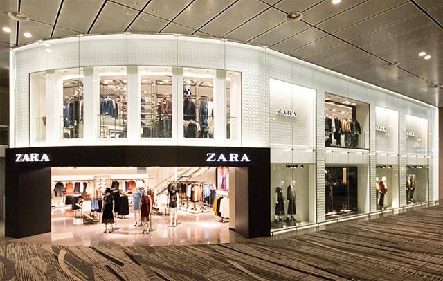 Zara | Retail Innovation