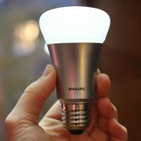 Philips introduce in store navigation system using lighting