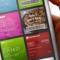 Mobile loyalty cards using iBeacon
