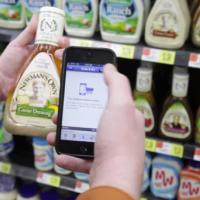 Wal-Mart's mobile Scan and Go