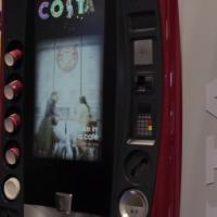 costa coffee intel vending machine