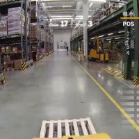 Using Google Glass in a Warehouse