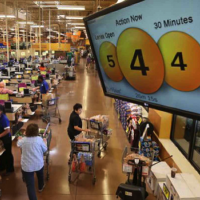 Kroger use infrared to cut waiting times in store