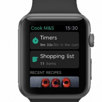 Marks and Spencer launch Apple Watch cooking app
