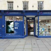 Donate to charity via the shop window cancer research