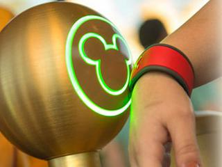 disney world rfid wristband