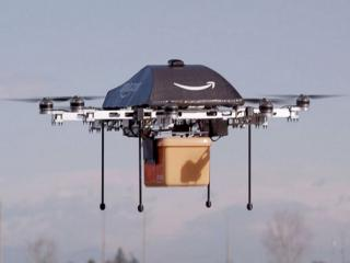 Amazon Drones - the future of delivery