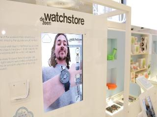 Selfridges pop-up  shop of the future