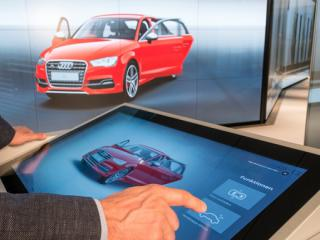 Audi City digital experience opens in Berlin