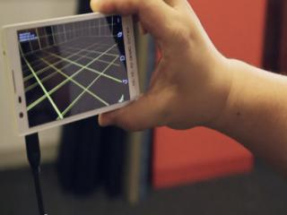 Google 3D phones will be used to navigate stores in real space