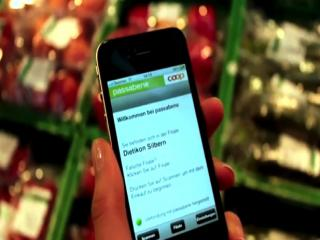 Co-op's Scan and Go across  80 Swiss stores