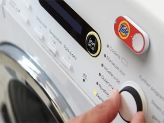 Amazon trial an add to basket button in your home