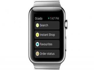 Ocado launch Apple Watch app