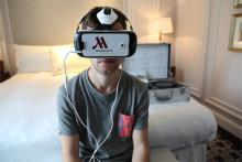 Marriott introduce Virtual Reality travel