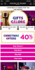 house of fraser mobileweb homepage