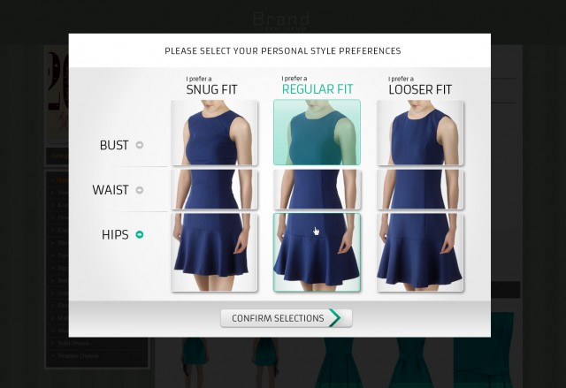 Virtual Fitting Room And Size Recommendations For People