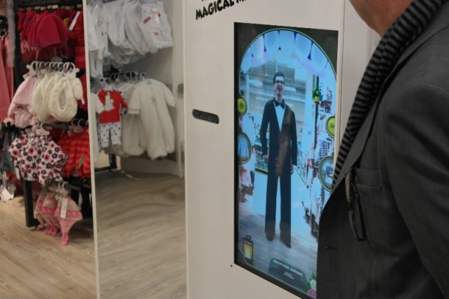 tesco magic mirror