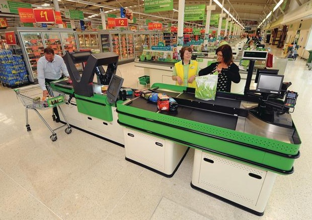 asda 360 scanner point-of-sale