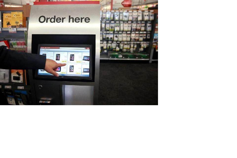 Self Service / Vending   Retail Innovation