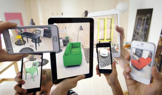 Ikea 39 S New Catalogue And Augmented Reality Retail Innovation