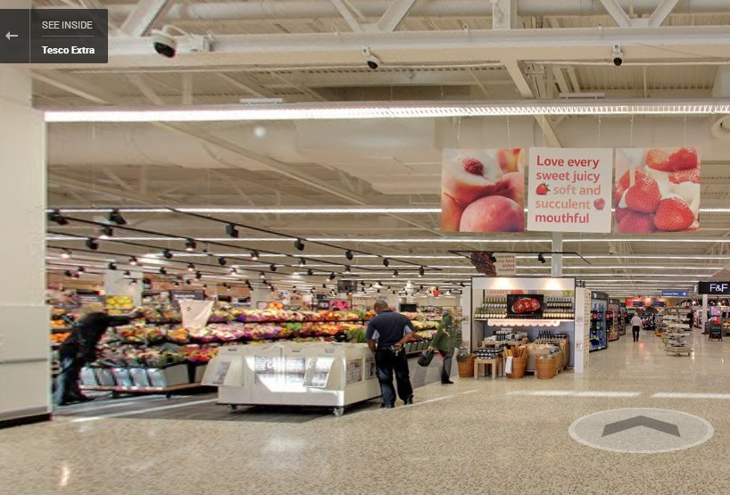 tesco innovation in the supermarket retail space Suppliers and control the scarce shelf space across  in the evolution of the supermarket  of the supermarket format, a disruptive innovation that brought.