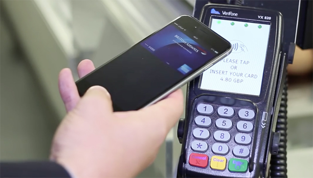 marks and spencer applepay uk launch