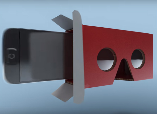 mcdonalds virtual reality googles